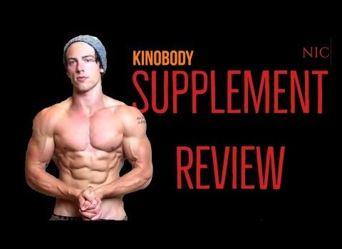 Kinobody supplements.